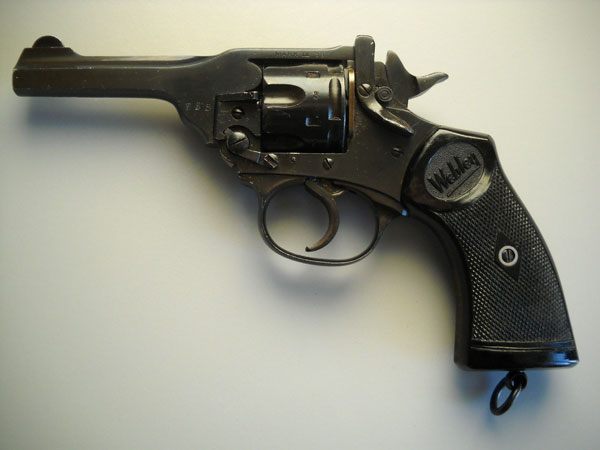 Webley mark iv 38 disassembly and assembly detailed disassembly and reassembly of the webley mark iv 38 revolver thecheapjerseys Image collections